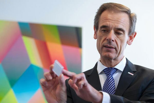 Volkmar Denner of Bosch Global