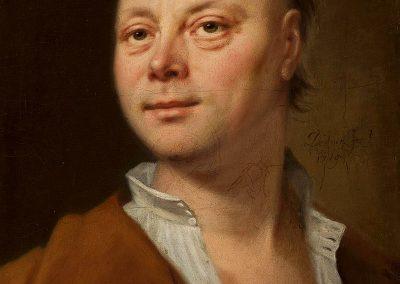 Balthasar Denner Painting
