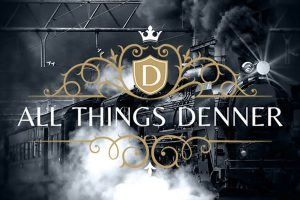 All Things Denner Train Logo