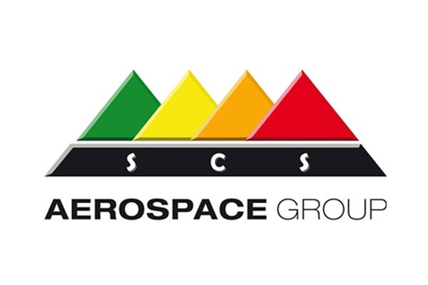 SCS Aerospace Group Logo Design