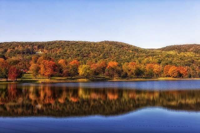 CT Fall Foliage