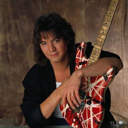 Van Halen Kramer Guitar