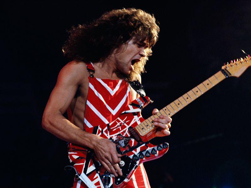 Eddie Van Halen  My Favorite Guitar Player by John Denner
