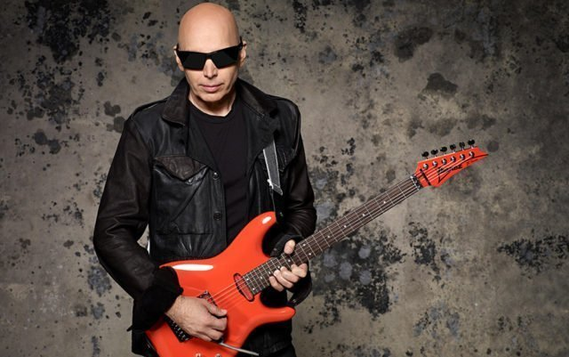 Joe Satriani Ibanez Guitar