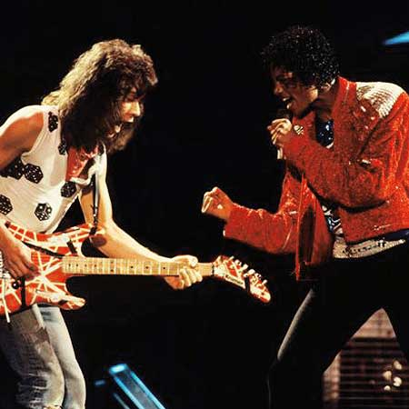 Beat It Guitar Solo