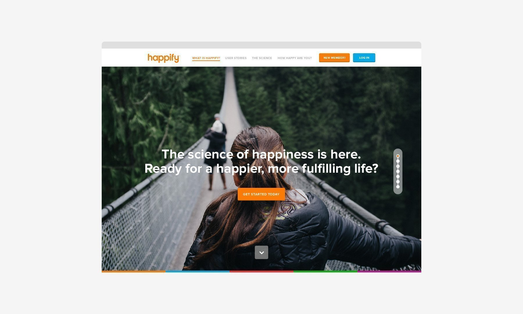 John Denner Article on Happify